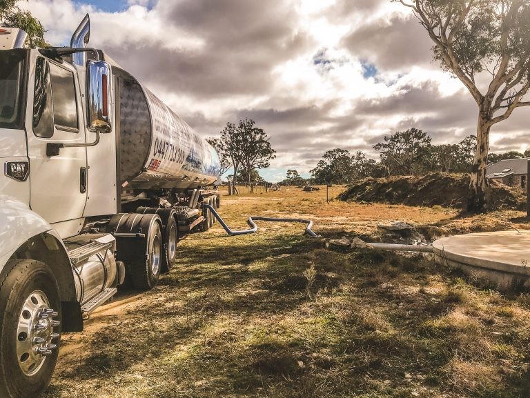 Highlands Water Cartage - Country Water Tanker