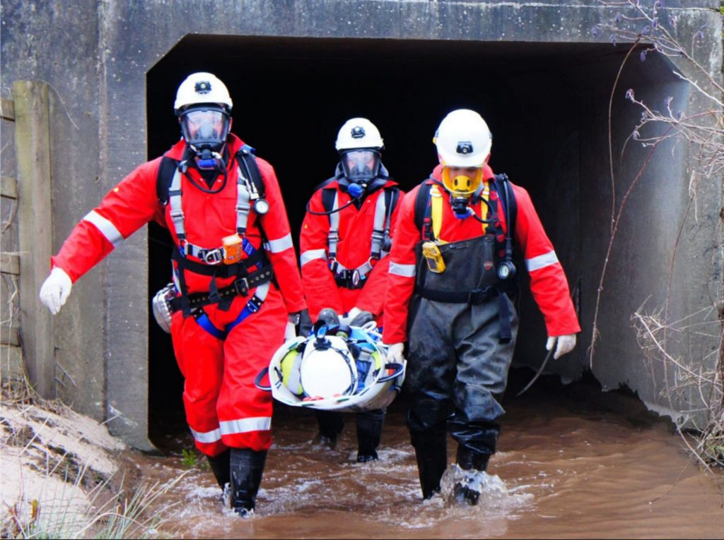 confined space rescue Canberra and Goulburn